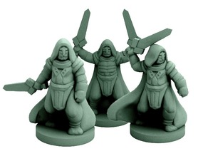 Khem Ra Khu Monks (18mm scale)
