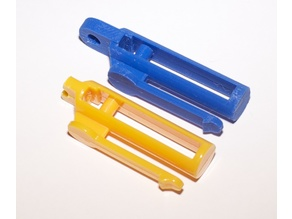 "Spare part for Dickie ""Road Loader"" toy digger"