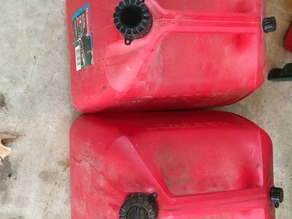 5 Gallon Gas Container replacement cap