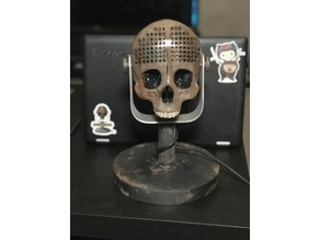 Skull Mic