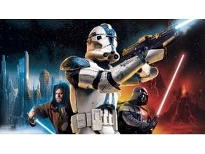 Star Wars Battlefront 2 Poster