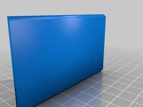X-Wing Damage Card Box.