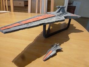 Venator-style Super star destroyer high detail