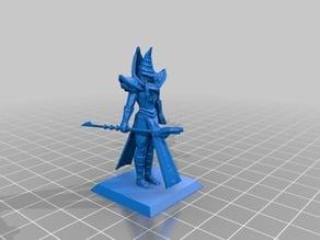 Dark Magician - (See Description!) - Yu-Gi-Oh! Duel Links Figure