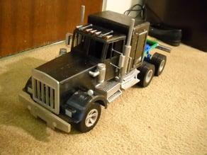 Tamiya 1/14 King Hauler Semi Truck