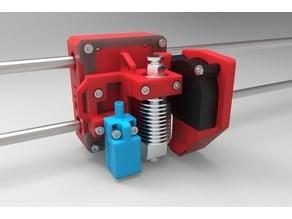 3D Printer header (Pulsar X1 single)