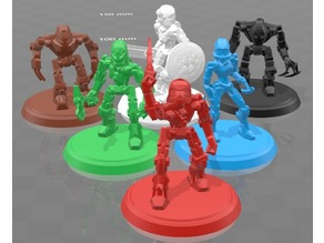 Bionicle Toa Mata for Tabletop Gaming