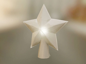 Holiday Star / tree topper