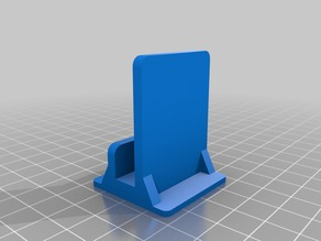 Smartphone tripod holder