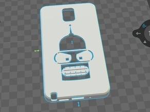 Bender Samsung Galaxy Note 3 Case