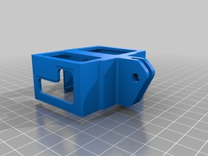 ActionCAM frame for DBPower