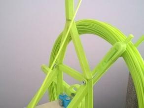 Filament guide for Wooden Frame Prusa i3