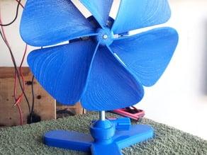 Desktop Fan - Ventialador de escritorio
