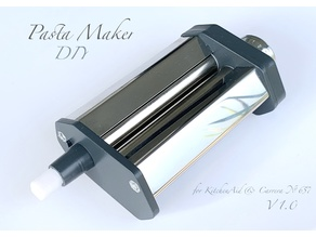 Pasta Maker - Kitchen Aid