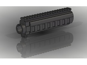 M4 upper receiver Selfmade