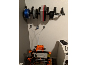 Modular Wall Mounted Spool Holder