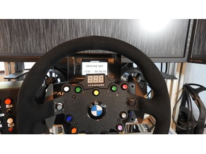 SimRacing Dashboard
