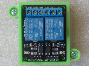 Dual Relay Board Bumper