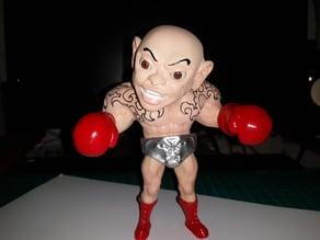 搖頭晃腦的拳擊手 -台灣製造 boxer-Made in Taiwan