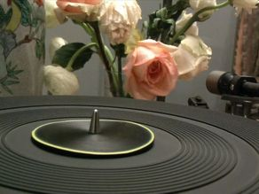 MakerBot 3D Printed Vinyl Record Demo