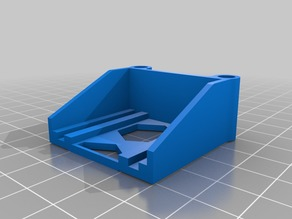 ZMR Battery tray for smaller printer