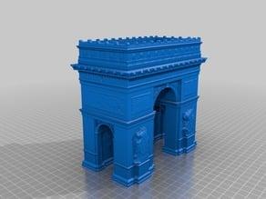 Arc de Triomphe planter