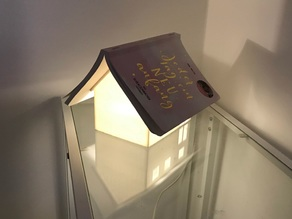 Bookstand Lamp