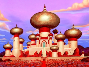 The Sultan's Palace (From Disney's Aladdin)