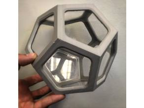 Magnetic Dodecahedron Box