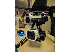 Foxxer Box case for HACRC gimbal