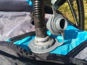 Airgo Solus Horizon Air Tent (inflation/deflation valve adaptor)