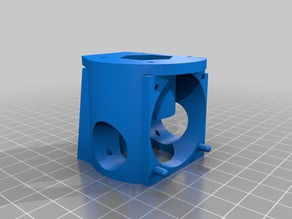 Anycubic head for Precision Piezo Orion probe and E3D V6 Threaded