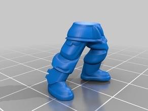 Cadian Legs WIP