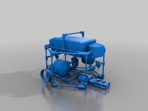 Argo VI: Model