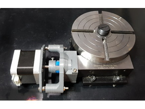 Sherline Rotary Table CNC Conversion