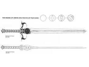Thundercats Sword of Omens - mark 4?