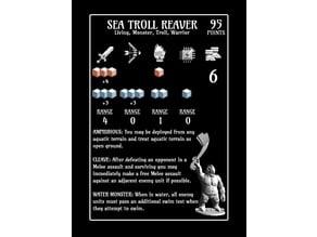 Sea Troll Reaver