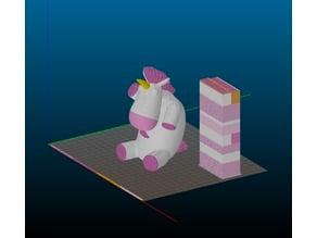 Unicorn (MultiPart MultiColor)