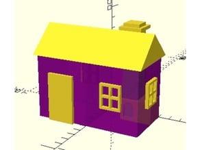 Customisable house