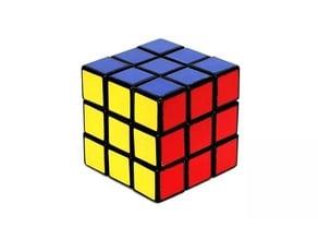 Magnetic Rubik's Cube