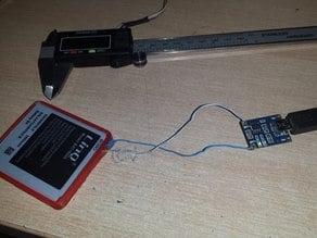 Samsung S4 Battery Enclosure