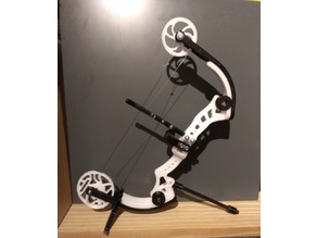 Miniature Compound Bow accessory