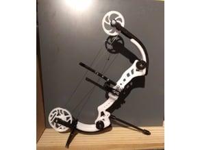 Miniature Compound Bow accessory