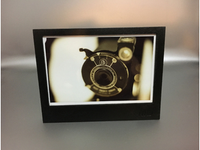 Easy to print Instax Wide Frame