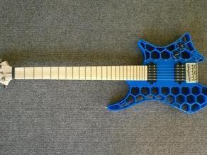 Ergonomic Guitar