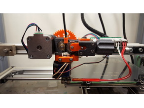 Geared Extruder 2