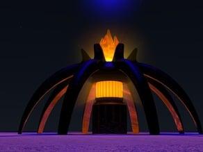 Das Licht (the Light) P4X-347 Stargate