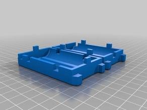 Fatshark 18650 Lithium Ion Battery Case - Modified Key