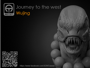 Journey to the West - Sha_Wujing