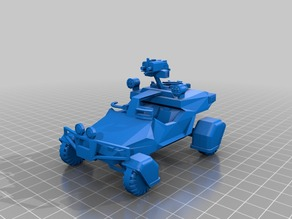 Interstellar Space Jarhead - Buggy Conversion